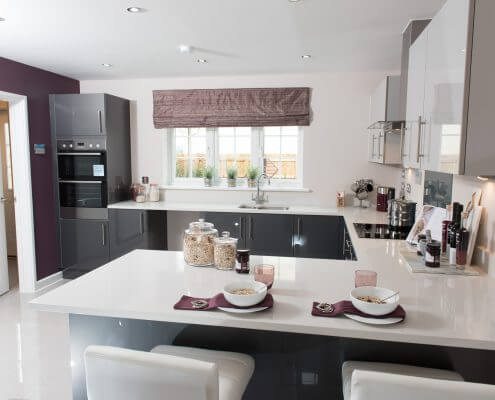 Cavanna Homes - Rockbeare Briar Show Home