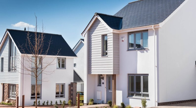 New houses & bungalows for sale in Torquay, Devon|Primrose