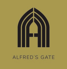 Alfreds Gate – New logo