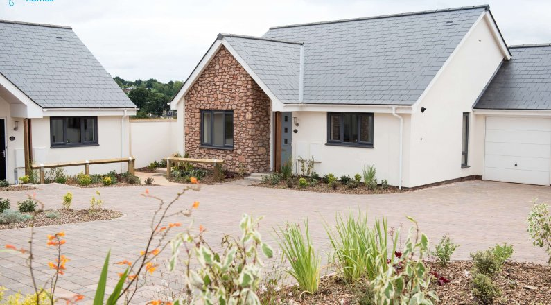Terrific New Houses Bungalows For Sale In Torquay Devon Primrose Home Interior And Landscaping Sapresignezvosmurscom
