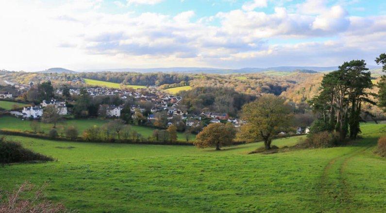 Wolborough Hill – Newton Abbot